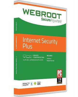 Webroot Internet Security
